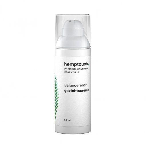 Hemptouch Balancing Face Cream - 50ml