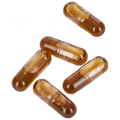 MediHemp CBD Capsules Raw Bio 5% - 2