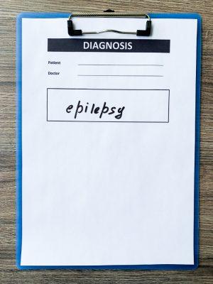 CBD epilepsy diagnose
