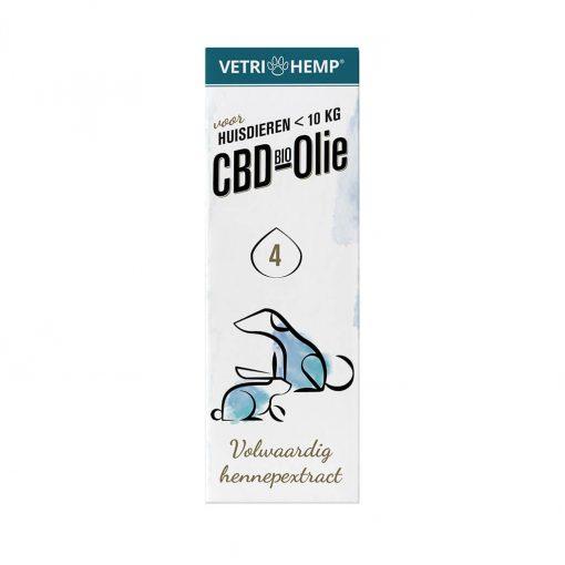 Vetrihemp CBD olie 4% onder 10kg -2